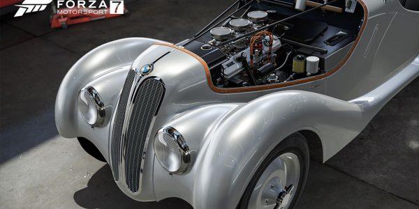 Forza Motorsport 7 — BMW 328 (1939)