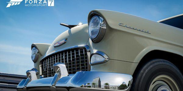 Forza Motorsport 7 — Chevrolet 150 Utility Sedan (1955)