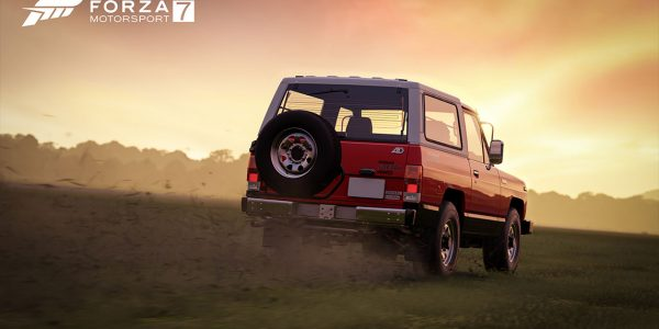 Forza Motorsport 7 — Nissan Safari (1985)
