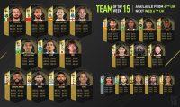Месси, Агуэро и Кейн вошли в 15-ю команду недели FIFA 18