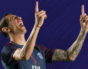 Марадона, Месси и Роналду вошли в команду Ди Марии в FIFA 18