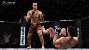 EA Sports добавила трех новых бойцов и обновила геймплей в UFC 3