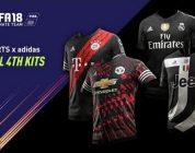 Новые формы «МЮ», «Ювентуса», «Баварии» и «Реала» для FIFA 18
