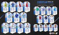 Кокорин и Ригони вошли в команду еврокубков FIFA 18