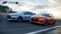 В Forza Motorsport 7 появился Hyundai Veloster, презентованный на автосалоне в Детройте