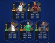 Де Хеа, Марсело, Рамос, Бонуччи и Алвеси – в команде года FIFA 18