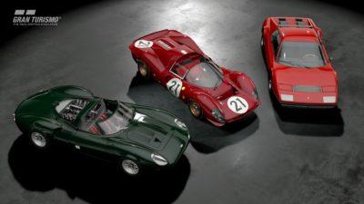 Monza, спорткары и мероприятия. Подробности январского обновления Gran Turismo Sport