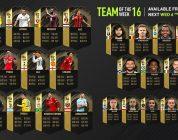 Санчес, Дибала и Погба вошли в команду недели FIFA 18