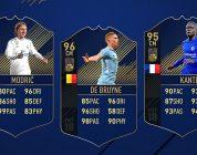 Модрич, Де Брюйне и Канте – полузащитники команды года FIFA 18