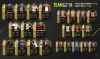 Суарес, Родригес и Сон вошли в 18-ю команду недели FIFA 18