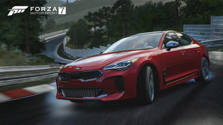 Kia Stinger (2018) — Forza Motorsport 7