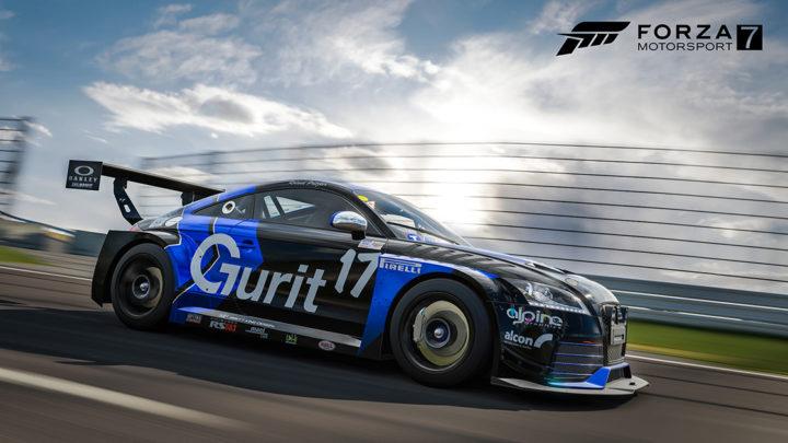Audi #17 Rotek Racing TT RS (2016) — Forza Motorsport 7
