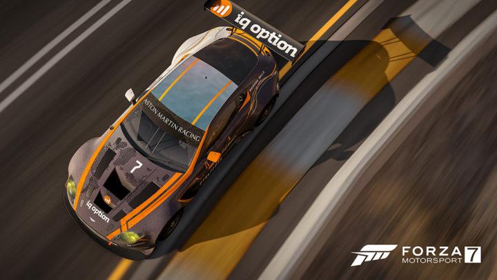 Aston Martin Racing V12 Vantage GT3 #7 (2017) — Forza Motorsport 7
