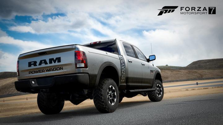 RAM 2500 Power Wagon (2017) — Forza Motorsport 7