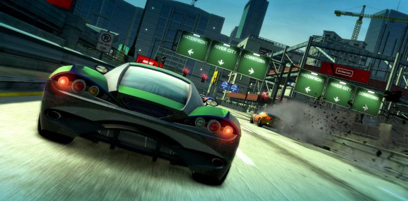 Разработчики Burnout Paradise Remastered обратились к фанатам серии