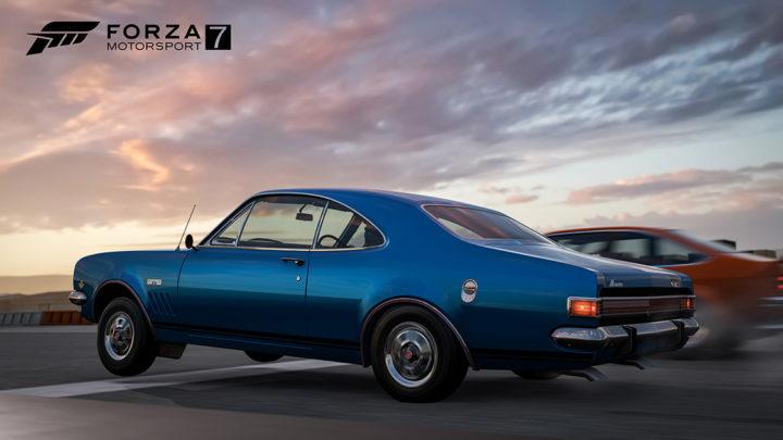 Holden HK Monaro GTS 327 (1968) — Forza Motorsport 7