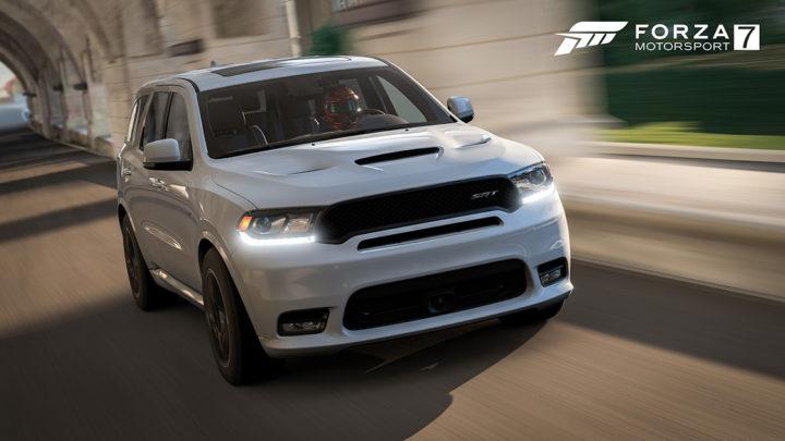 Dodge Durango SRT (2018) — Forza Motorsport 7