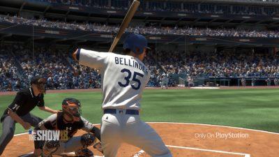 Первый геймплейный трейлер MLB The Show 18