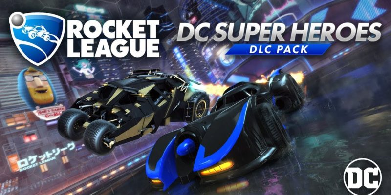 Rocket League — SportGame.Pro
