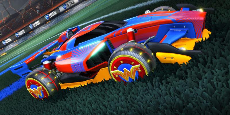 Rocket League — SportGame.Pro