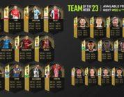 Жулиано, Марлос и Кавани вошли в 23-ю команду недели FIFA 18