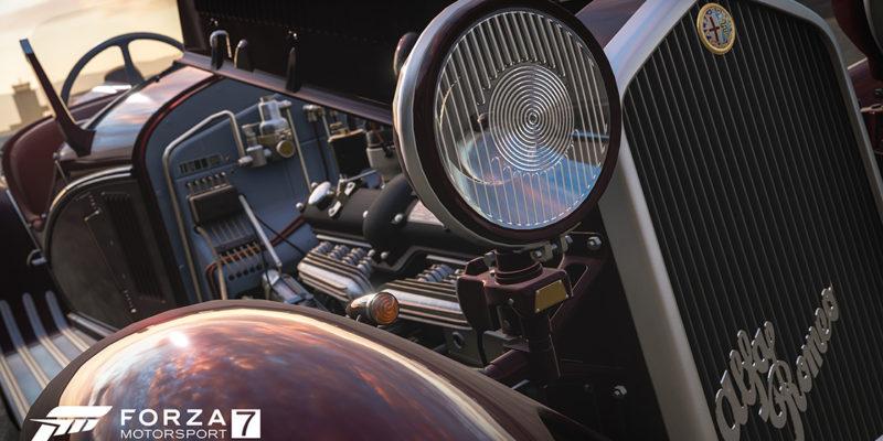 Alfa Romeo 8C 2300 Spider