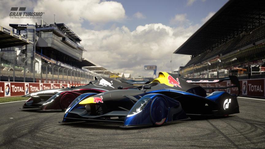 Gran Turismo Red Bull X2014 Junior (2014)