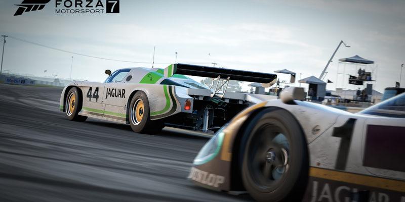 Jaguar №44 Group 44 XJR-5