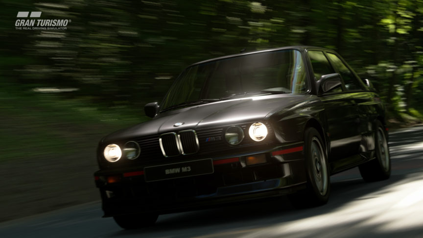 BMW M3 Sport Evolution (1989)