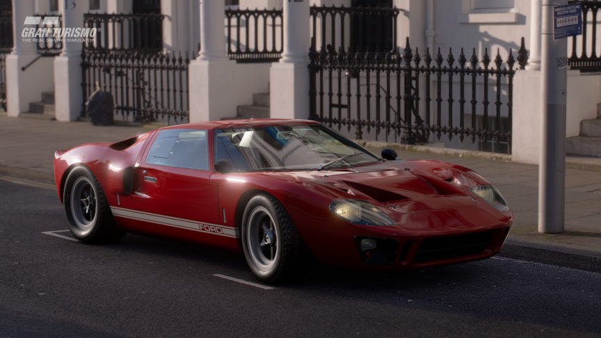 Ford GT40 Mark I (1966)