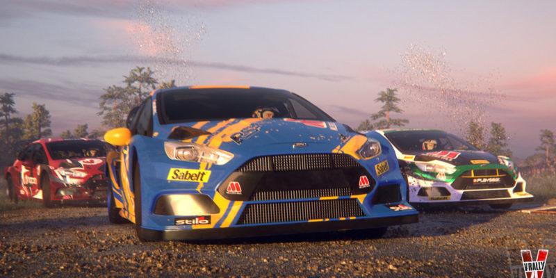 V-Rally 4 — SportGame.Pro