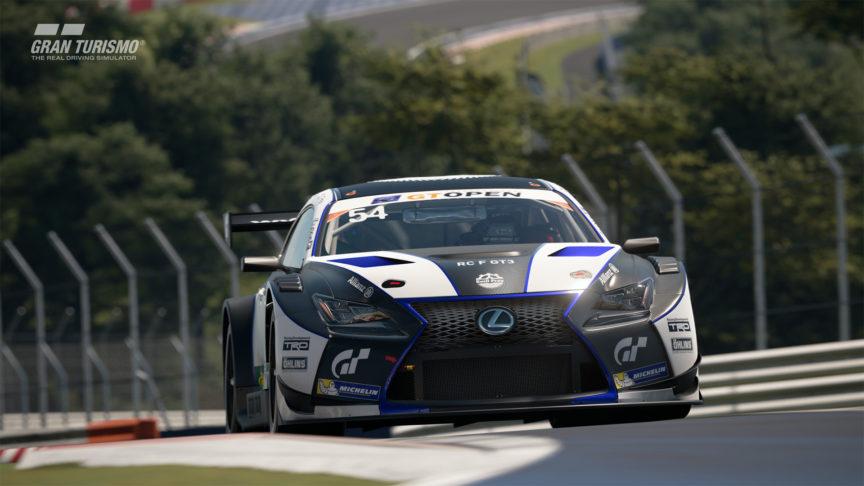 Lexus RC F GT3 (Emil Frey Racing) (2017)