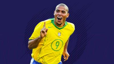 Роналду, Месси и Роналдиньо вошли в команду Роналдо в FIFA 18