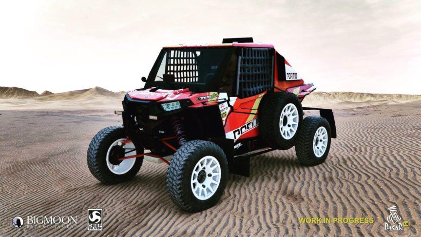Dakar 18 — SportGame.Pro