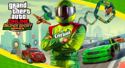 В GTA Online стартовал сезон головокружительных гонок