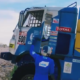 Геймплей Dakar 18 с грузовиком «КАМАЗ-мастер» Николаева