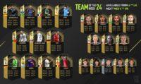 Суарес, Лукаку, Силва и Бензема — в 24-й команде недели FIFA 18