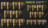 Бэйл, Иньеста и Родригес вошли в 28-ю команду недели FIFA 18