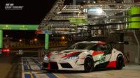 Новые мероприятия и концепт-кар. Для Gran Turismo Sport вышло очередное обновление