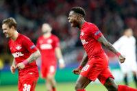 Промес, Дибала и Эриксен вошли в 30-ю команду недели FIFA 18