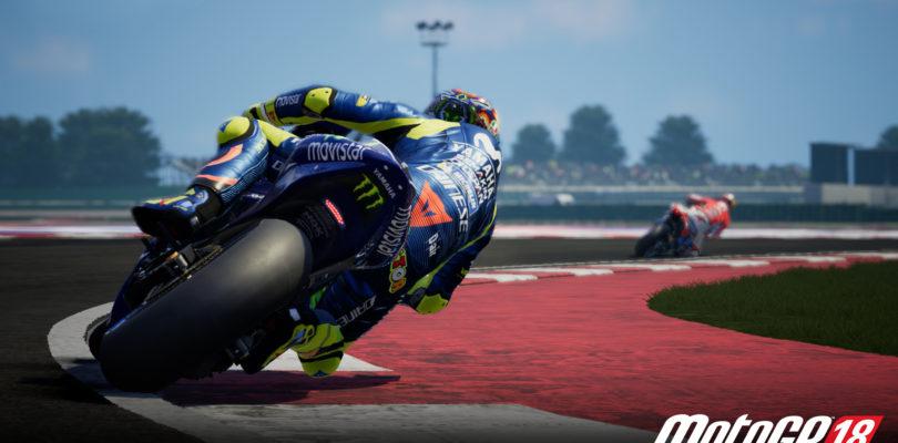 Компания Milestone анонсировала симулятор мотогонок MotoGP 18