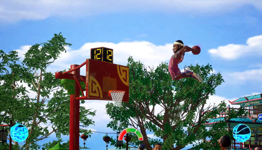 NBA Playgrounds 2 — SportGame.Pro