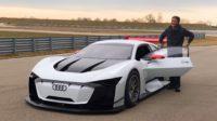 Audi построила концепт-кар, разработанный для GT Sport