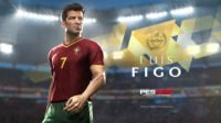 Луиш Фигу добавлен в Pro Evolution Soccer 2018