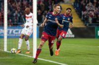 Форвард ЦСКА Федор Чалов вошел в 34-ю команду недели FIFA 18