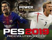 Konami анонсировала футбольный симулятор Pro Evolution Soccer 2019