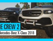 Найдите путь к победе с Mercedes-Benz X-Class в The Crew 2