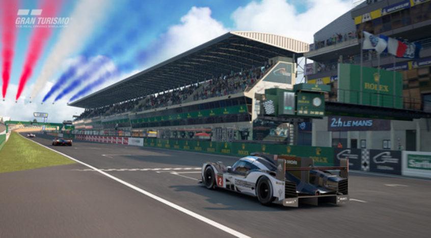 Circuit de la Sarthe — Gran Turismo Sport