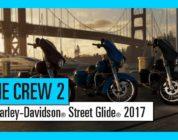Новый Harley-Davidson Street Glide в The Crew 2