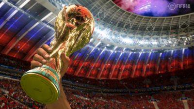 Бесплатное обновление World Cup для FIFA 18 выйдет 29 мая